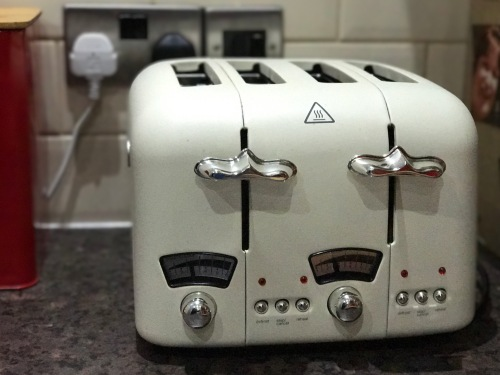 the proper stuff toaster