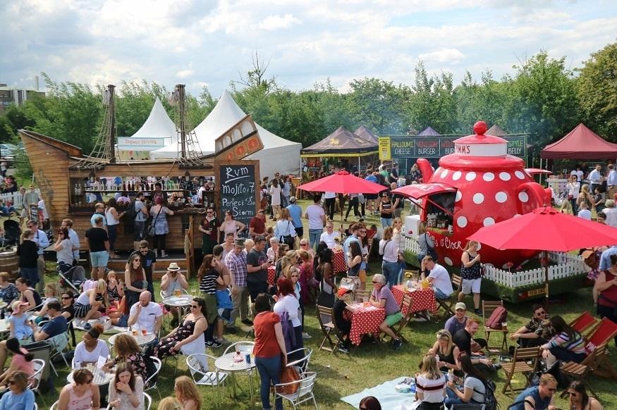 Food Festival Newcastle August