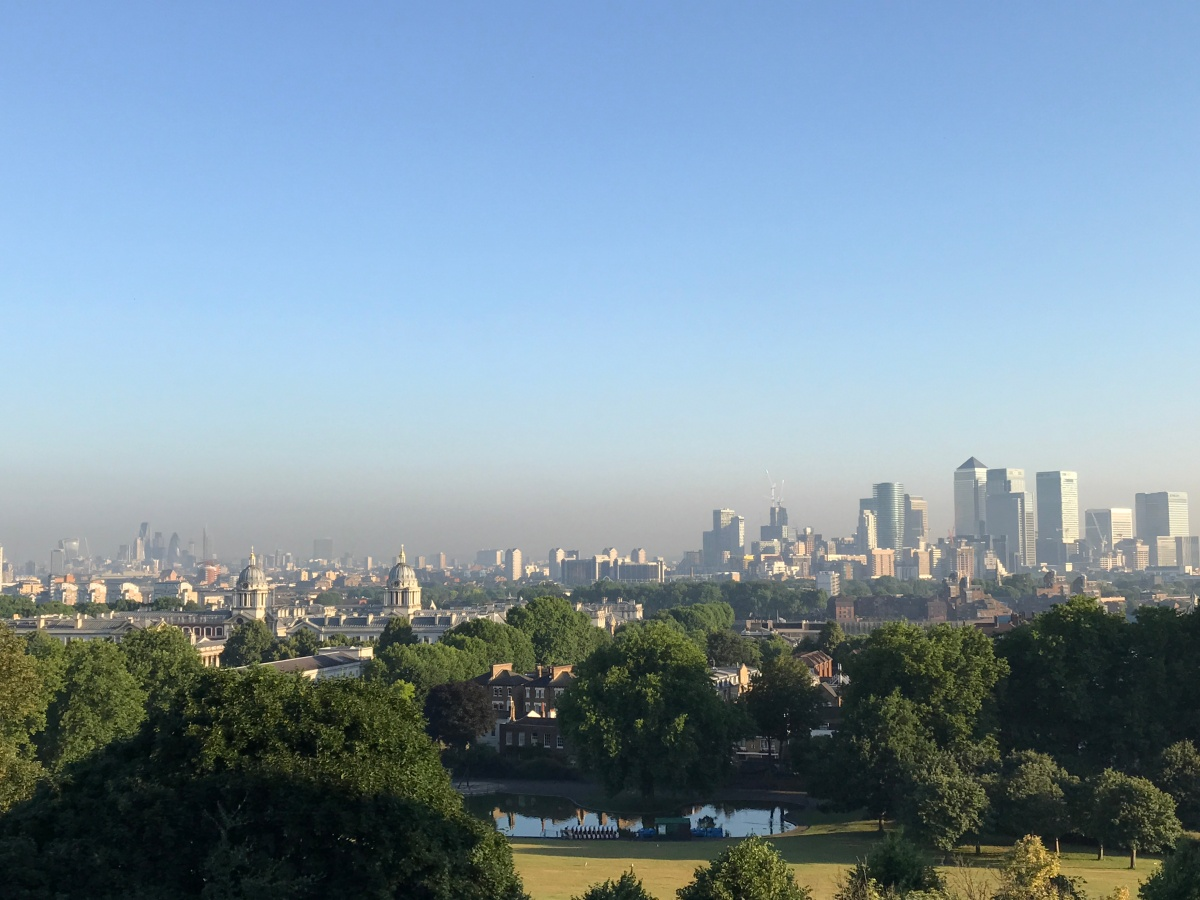 What's so great about Greenwich?